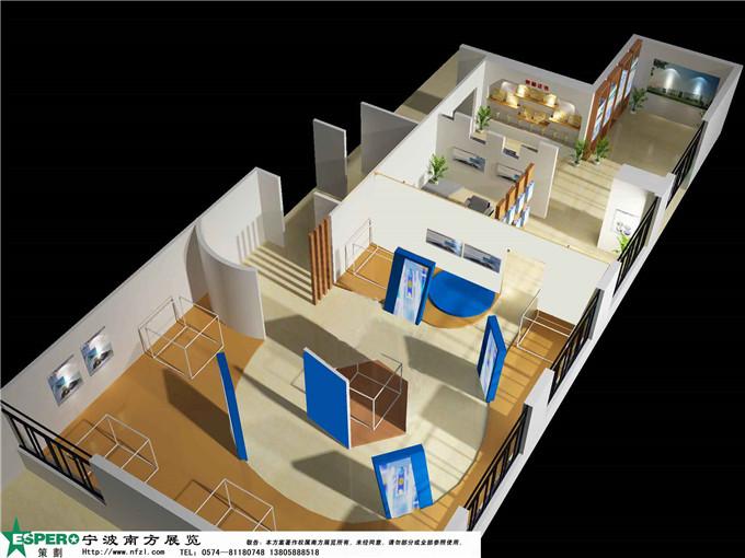 宁波展厅设计装修