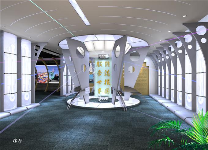 宁波展台设计搭建